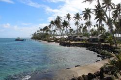 Saletoga Beach Bungalow and Hotel, Main South Coast Road,, Matatufu