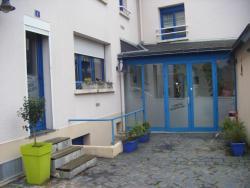 Auberge Armoricaine, 1 RUE DE L'ESPERANCE 4 PLACE DE L'EGLISE, 44110, Louisfert