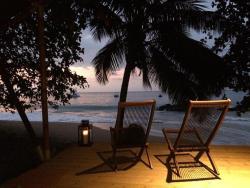 Makaira Lodge, Praia Campanha, Principe, Sao Tome e Principe,, Santo António