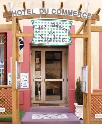 Hotel du Commerce, 16 rue Cavour, 88370, Plombières-les-Bains