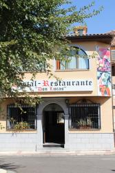 Hostal Don Lucas, Plaza Miguel de Cervantes 6 - Villaluenga de la Sagra, 45520, Villaluenga