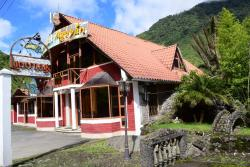 Hosteria Spa Agoyan, Avenida de las Amazonas Km 5 Via Banos Puyo sector Agoyan, 180254, Río Verde