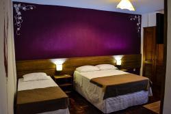 Novo Hotel Fenícia, Rua Juvêncio Lemos, 45, 96400-550, Bagé