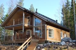 Tapio's Villas, Ylämaantie 2955, 54410, Ylämaa