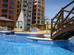 Verdemar 2708 - Resort Choice, Avda. Julieta Orbaiceta 29, Blq F, 3-8, 30385, Playa Honda
