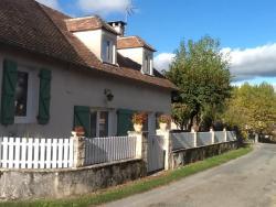 Chez Annie, le Bourg, 46500, Carlucet