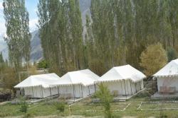Camp Silversand, Near Karma Inn, Village Hundar, Nubra Valley, Ladakh, 194401, Hundar