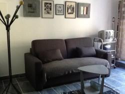 Studio en pleine nature, 665 route de Gamone, 38680, Choranche