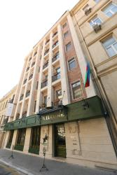 Boutique Hotel Baku, Alovsat Guliyev 136, AZ1000, Baku