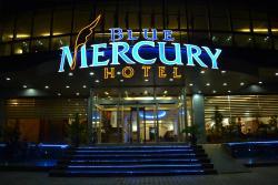 Blue Mercury Hotel, 60 MT- near Ainkawa Bridge, 44001, Эрбиль