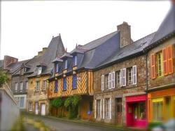 Logis de la Filanderie, 3 rue de la Filanderie, 35190, Bécherel