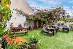 Secret Garden Backpackers, Sydney, 243-247 Cleveland Street, 2016, Sydney