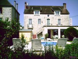 Hôtel du Puy d'Alon, 1 Rue De Pressignac, 46200, Souillac