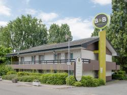 B&B Hôtel Pontault Combault, 96 Rue des Prés Saint-Martin, 77340, Pontault-Combault