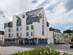 B&B Hôtel Dreux Centre, 8 place Mésirard, 28100, Dreux