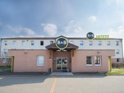 B&B Hôtel AUXERRE (2), Avenue de l'Europe - Lieu dit La Grande Source, 89470, Monéteau