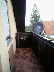 Ferienwohnung Anne, Ginsterweg 24 1 Etage Dachwohnung, 96114, Hirschaid