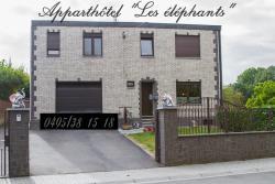 ApartHotel Les Eléphants, Chaussée Brunehault 383/1, 4041, Liège