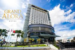 Grand Alora Hotel, No 888, Persiaran Bandar Baru Mergong, Lebuhraya Sultanah Bahiyah, 05150, Alor Setar