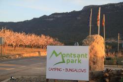 Montsant Park Camping & Bungalow, Partida de Pedrenyeres C-242 Km 35.5, 43363, Ulldemolins