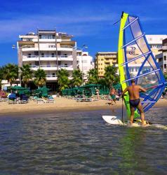 Hotel Vila Lule, Rruga Porta e Detit, Plazh, 2001, Durrës