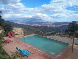 Casa Rural El Paraje, Ctra. Granada - Bérchules, s/n (A4130 km 23,5) , 18451, Alcútar