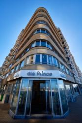 Hotel Die Prince, Albert I Promenade 41, 8400, オステンド