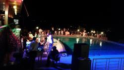 Nirvana Heights Resort and Spa, Brasserie  western province,, Rubavu