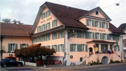 Hotel Restaurant Adler, Hauptstrasse 14 , 6170, Schüpfheim