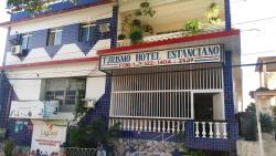 Freedom Turismo Hotel Estanciano, Praça Barão do Rio Branco 176, 49200-000, Estância