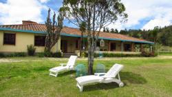 Santa Lucía Hostel, Vereda El Plan, Santa Elena 200 mts de la vía principal, entrando por la vereda El Plan, 050017, Santa Elena