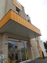 Première Classe Roissy - Aéroport CDG - Le Mesnil-Amelot, Rue Du Stade Sauvanet, 77990, Le Mesnil-Amelot