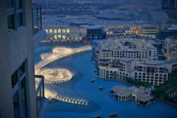 Double A Holiday Homes - Burj Residence, Sheikh Mohammed bin Rashid Boulevard,, Dubai