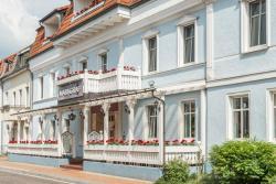 Hotel Markgraf, Friedensstraße 13, 14797, Lehnin