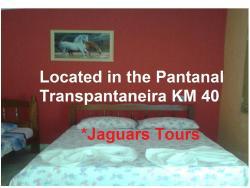 Pantanal ocelotnatur Hotel, kilometer 40 Transpantaneira Rd, s/n - Zona Rural, Poconé, Mato Grosso,, 78175-000, Carvoalzinho