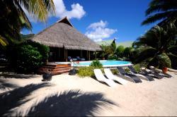 Pool and Beach House, BP 3273, 98703, Maharepa