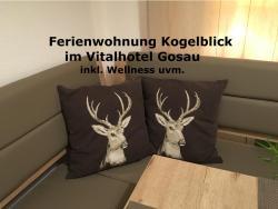 Ferienwohnung Kogelblick Gosau, Gosau 713 Vitalhotel Gosau / App. 1, 4824, Gosau