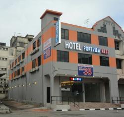 Portview Hotel, 1, Jalan Sungai Aur, 42000, Pelabuhan Kelang