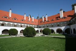 Hotel Zámok Topoľčianky, Parková 1, 95193, Topoľčianky