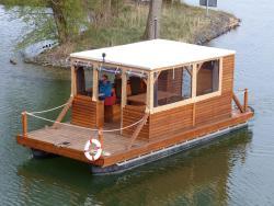 Hausboot auf dem Schweriner See, Am Paulsdamm 2, 19055, Schwerin