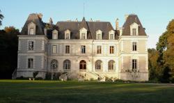 B&B Château du Logis, 1 Rue Vauvert, 41330, Saint-Bohaire