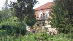 FeWo Im Alten Gutshaus, 46 Otto-Lilienthal-Straße, 14728, Stölln