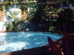 Les Bungalows Bleus, Route de L'école Primaire, 97660, Ongojou