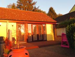 Annexe at Gosfield Lake, Gosfield Lake Resort, Parkhall Road, CO9 1UD, Gosfield