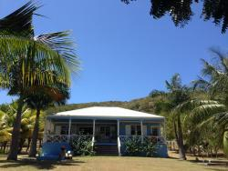 Maria's Beach House, Crawle Bay,, Willoughby