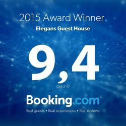 Elegans Guest House, Shevchenko Street 15, 48201, Husyatyn