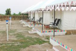 Rann Visamo Resort, Hodka Village, 370510, Bherandiāla