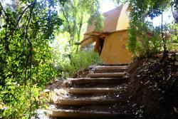 El Arca de la Ermita, Ecologic Cabin, 24815 Camino A Farellones Lo Barnechea, 8320000, La Ermita