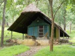 Kyathadevara Gudi Wilderness Camp, P.O. Kyathadevarayana Gudi, Chamarajnagar, 571313, Honganūr