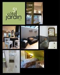 Holiday home 51 côté jardin, 51 rue de Caullery, 59127, Selvigny